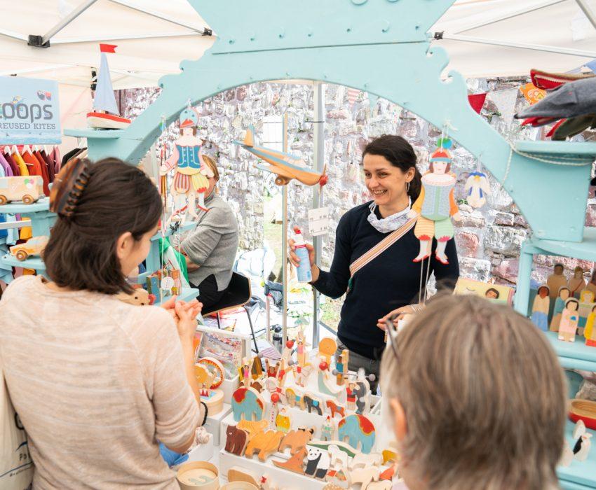 20200906_BBK_Sichtbar_Kunstmarkt_© Joachim Blobel-08913