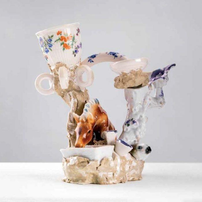 Annegret Streu-Kerzenständer - Kopie
